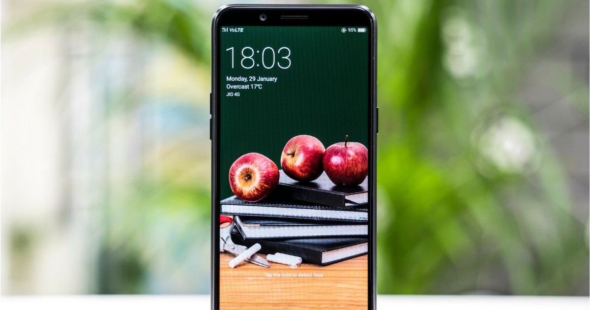 OPPO A83 review: aiming to ride high on the trend of bezel