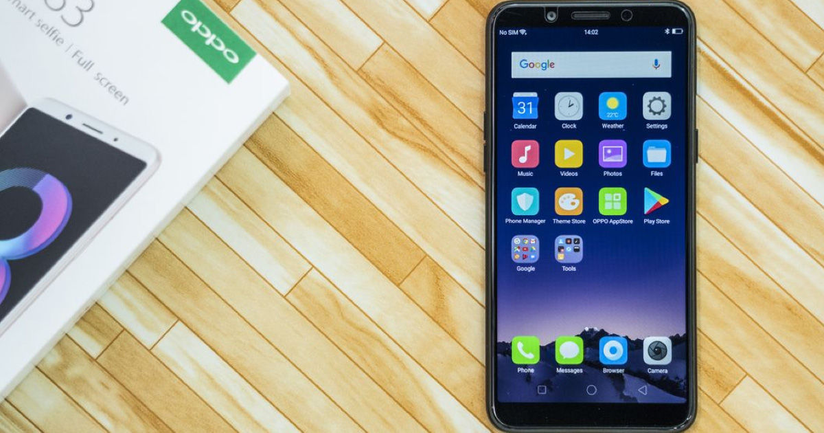 OPPO A83 unboxing and first impressions: AI-powered selfies on a