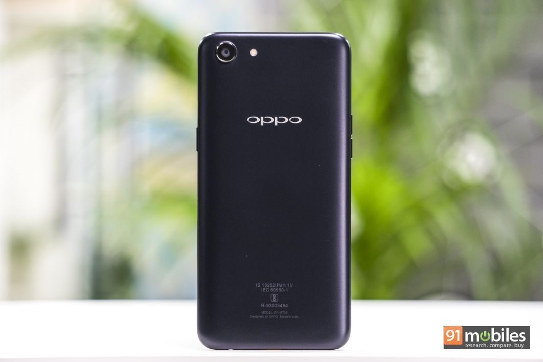 OPPO A83 review 91mobiles 01