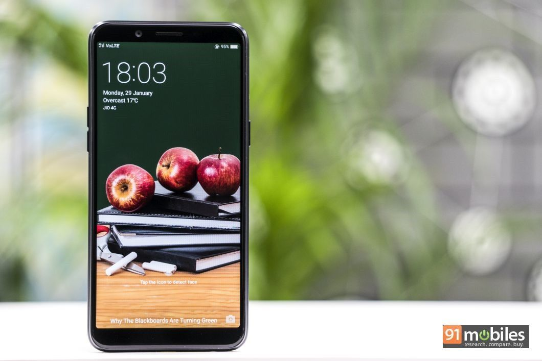 OPPO A83 review 91mobiles 12