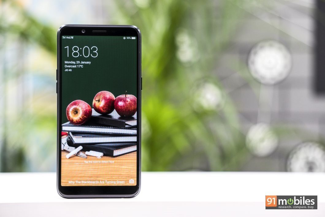 OPPO A83 review 91mobiles 13