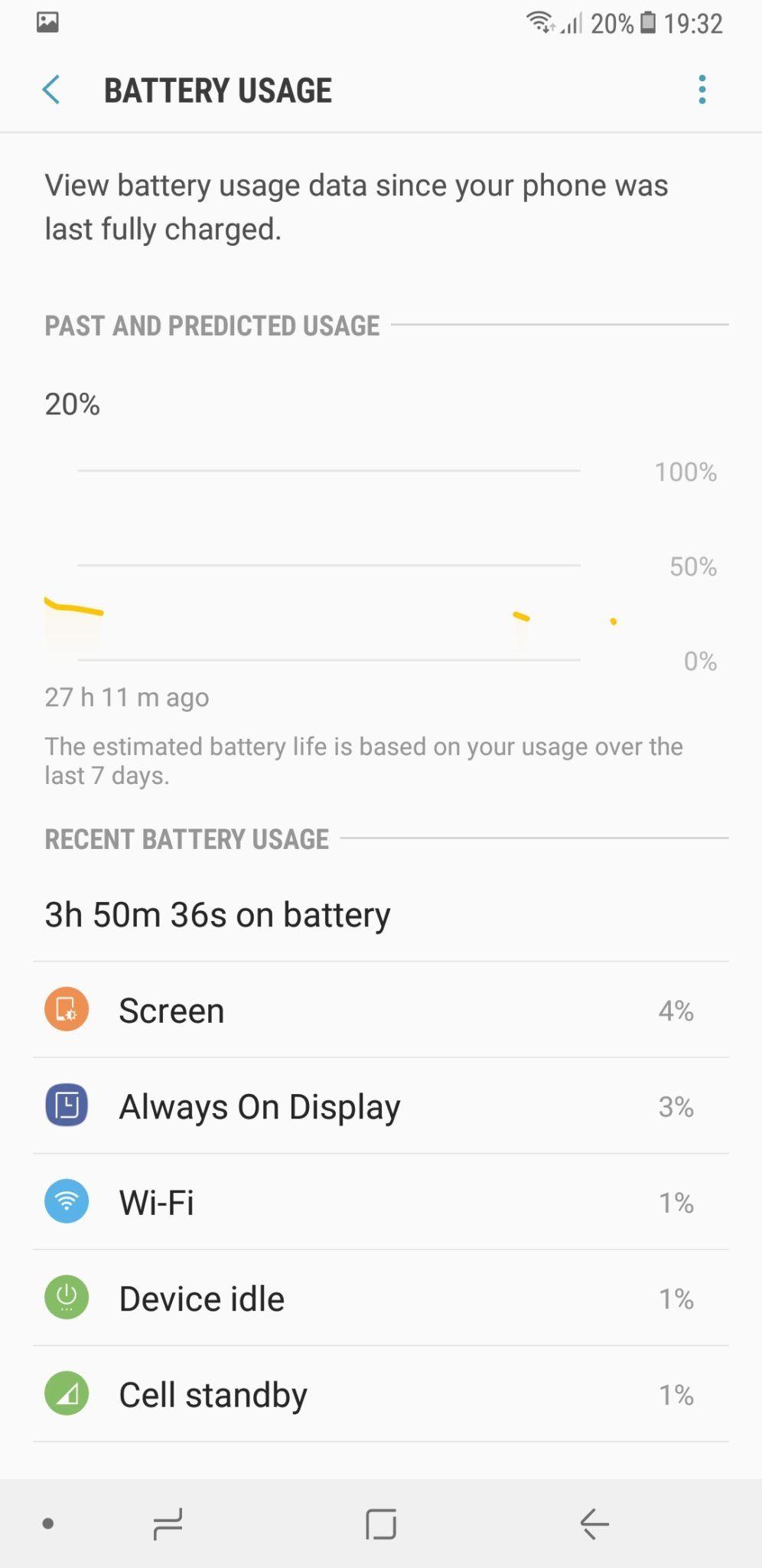 Samsung Galaxy A8 Plus battery 2