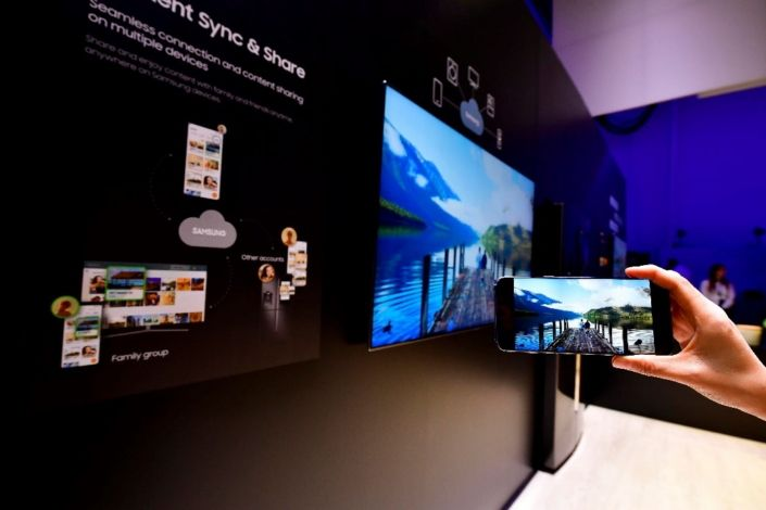 Samsung Smart Tv New Model 2018