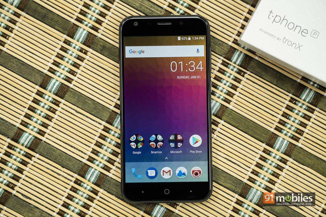 Smartron t.phone-p first impressions13