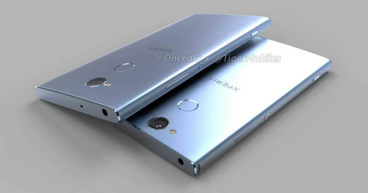 Sony Xperia XA2 and XA2 Ultra with dual selfie cameras appear in