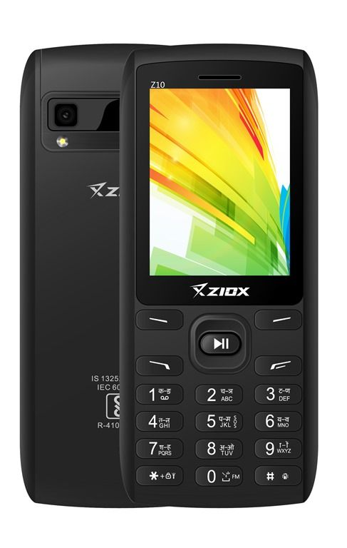 Ziox Z10 feature phone launched for Rs 1,680 | 91mobiles com