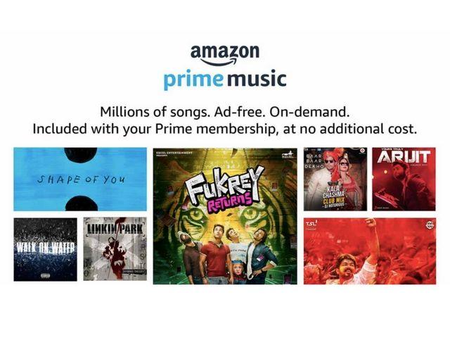 Amazon prime music download cost