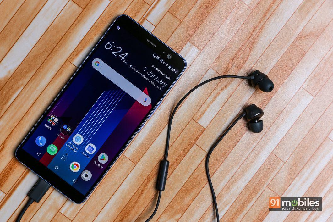 HTC U11+ review02