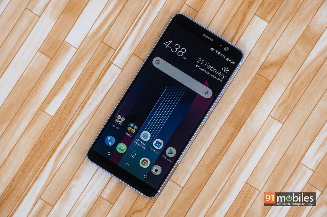 HTC U11+ review19
