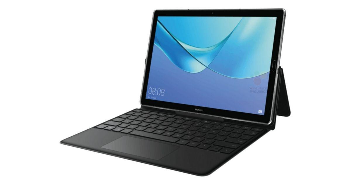 Huawei MediaPad M5 10 Pro - Featyured