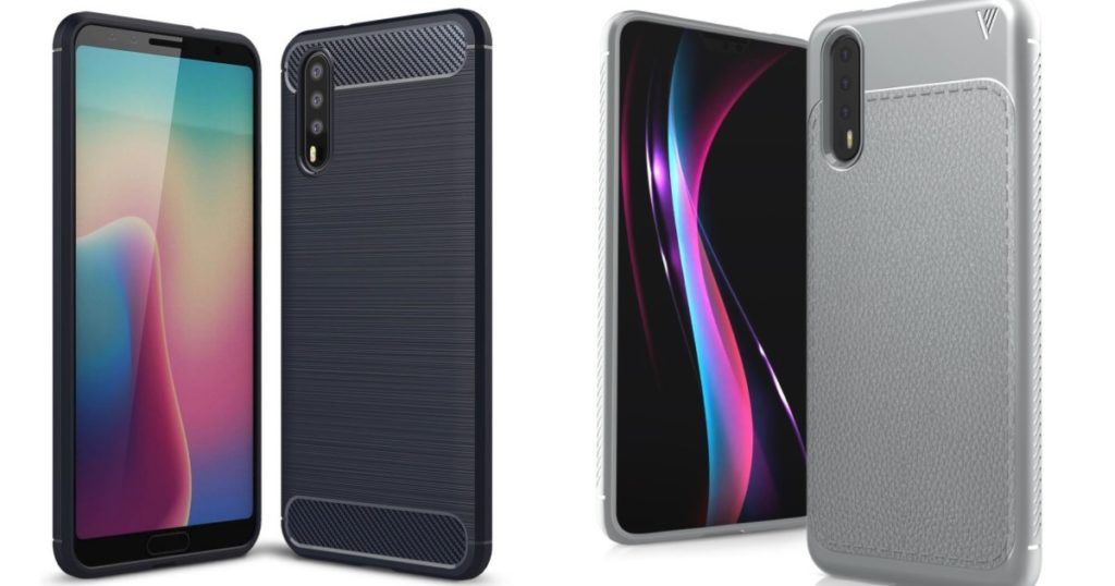 Huawei P20 and Pro leak render