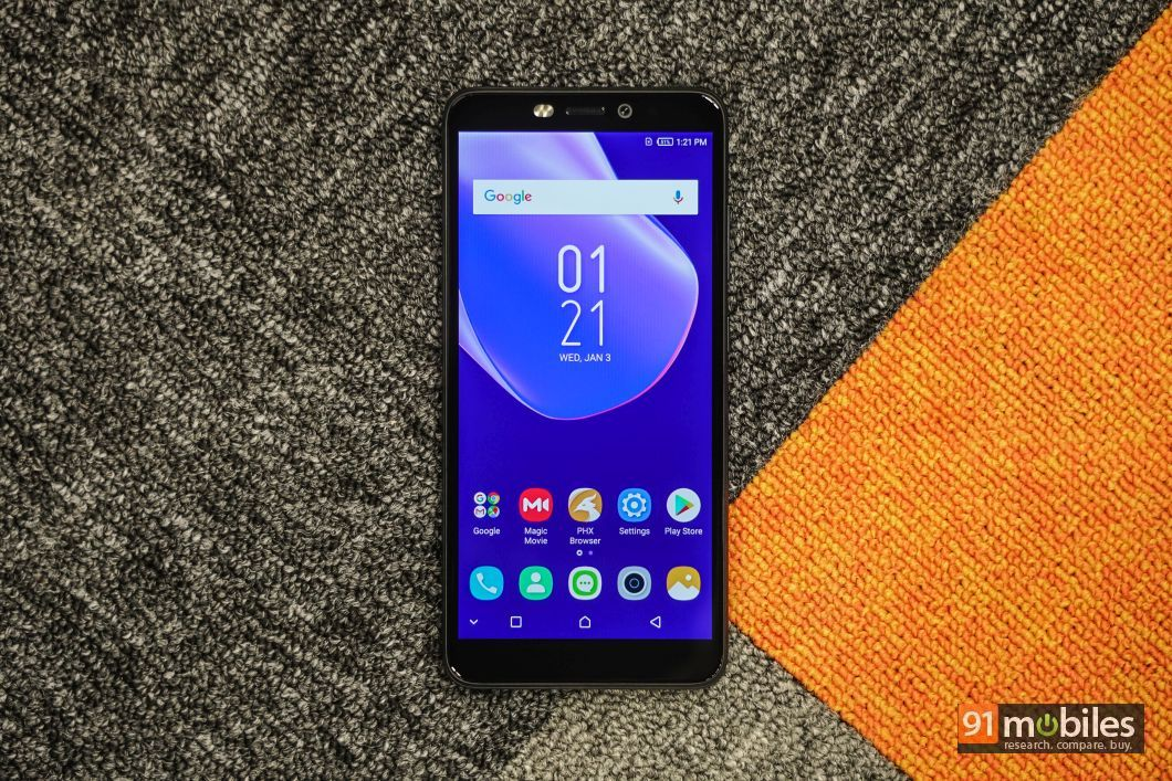 Infinix Hot S3 first impressions: a loaded, selfie-focussed
