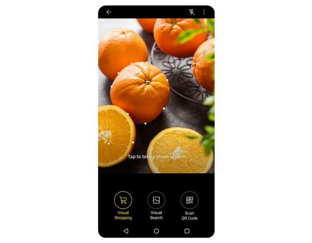 LG V30 Vision AI 2