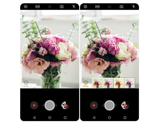 LG V30 Vision AI