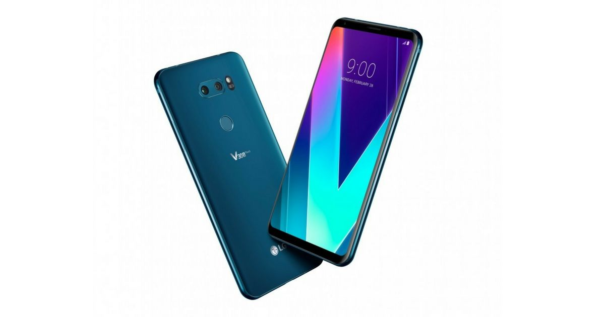 Lg Announces Vision Ai Camera For New 2018 V30 Smartphone: [MWC 2018]: LG V30S ThinQ With Enhanced AI Features