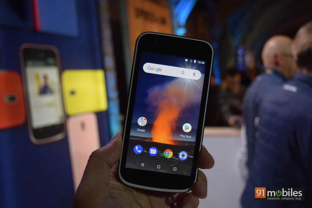 Nokia 1 with Android Oreo (Go edition)