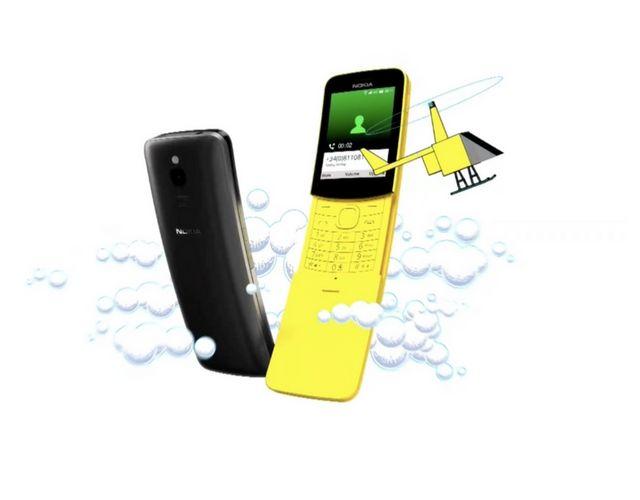 Nokia 8110 story