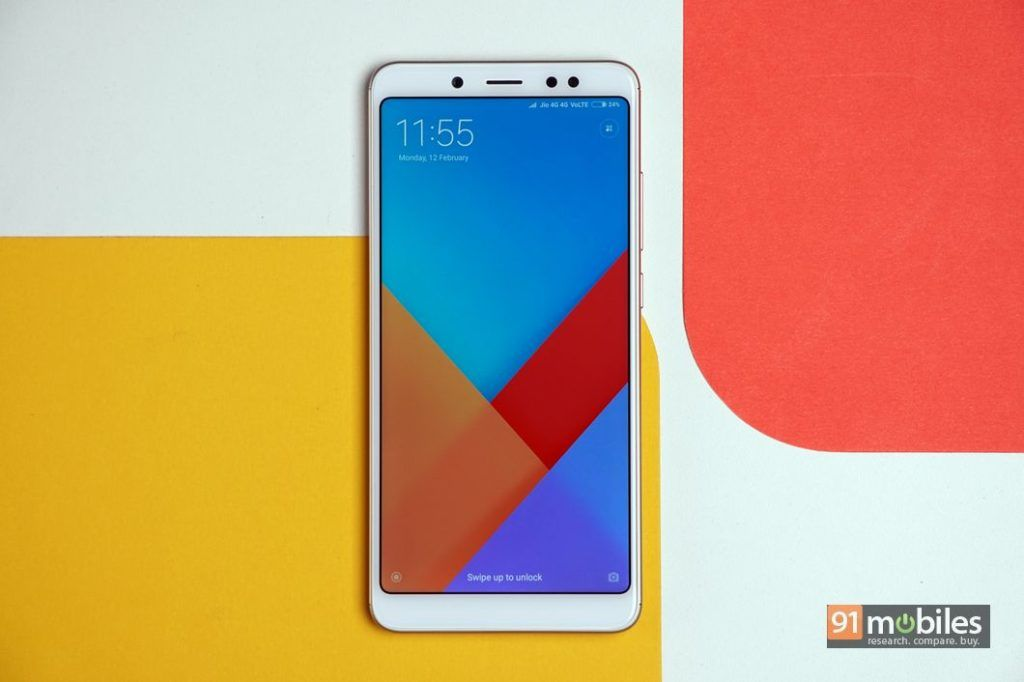 Xiaomi Redmi Note 5 With 18 9 Display And Front Led Flash: Xiaomi Redmi Note 5 Pro With Snapdragon 636 And Dual