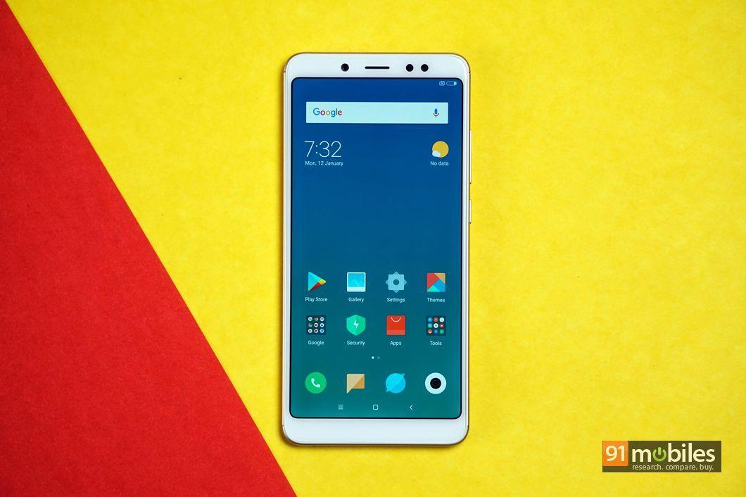 Xiaomi Redmi Note 5 Pro first impressions16