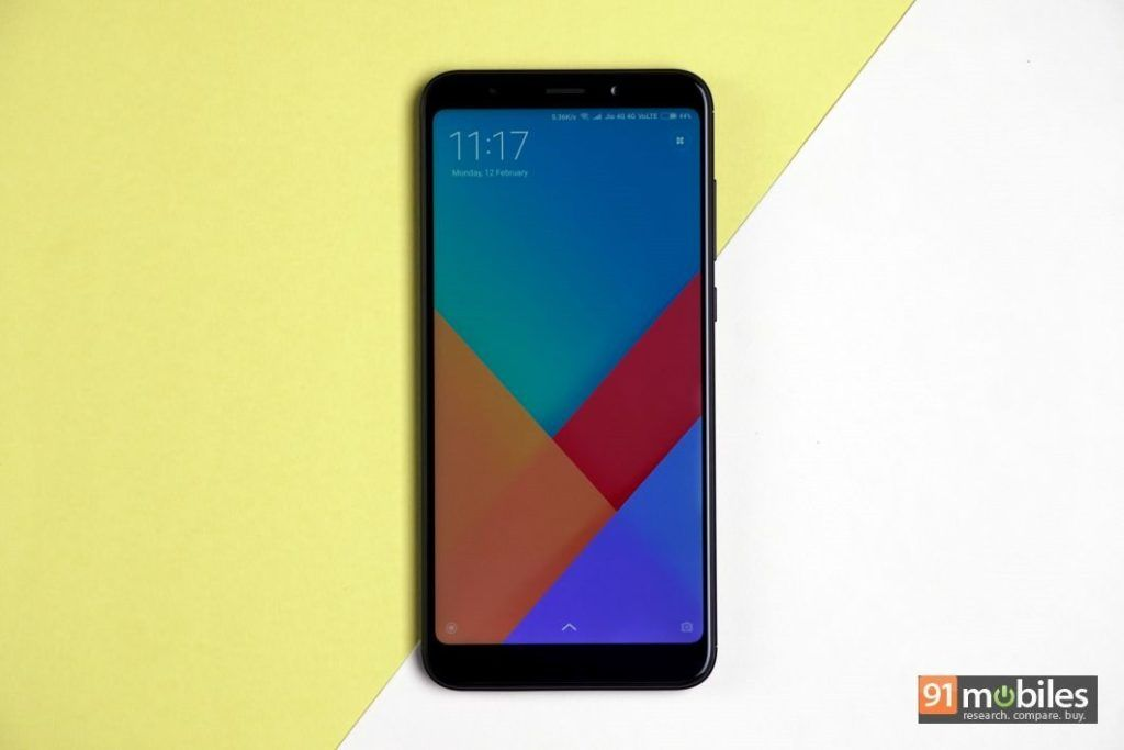 Redmi Note 5 finally gets stable Android Pie update | 91mobiles com