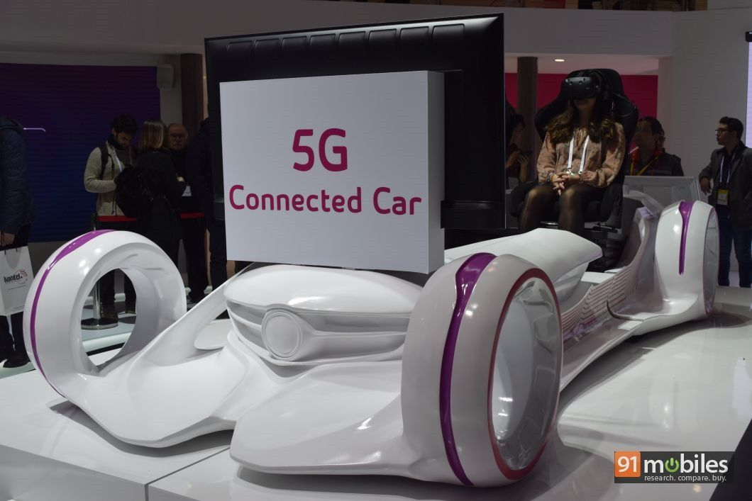 5G connected car - 91mobiles 01