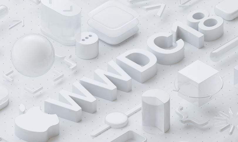 Apple WWDC 2018 logo