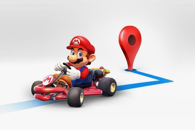 Fun new Google Maps feature lets you navigate as moustachioed plumber Mario
