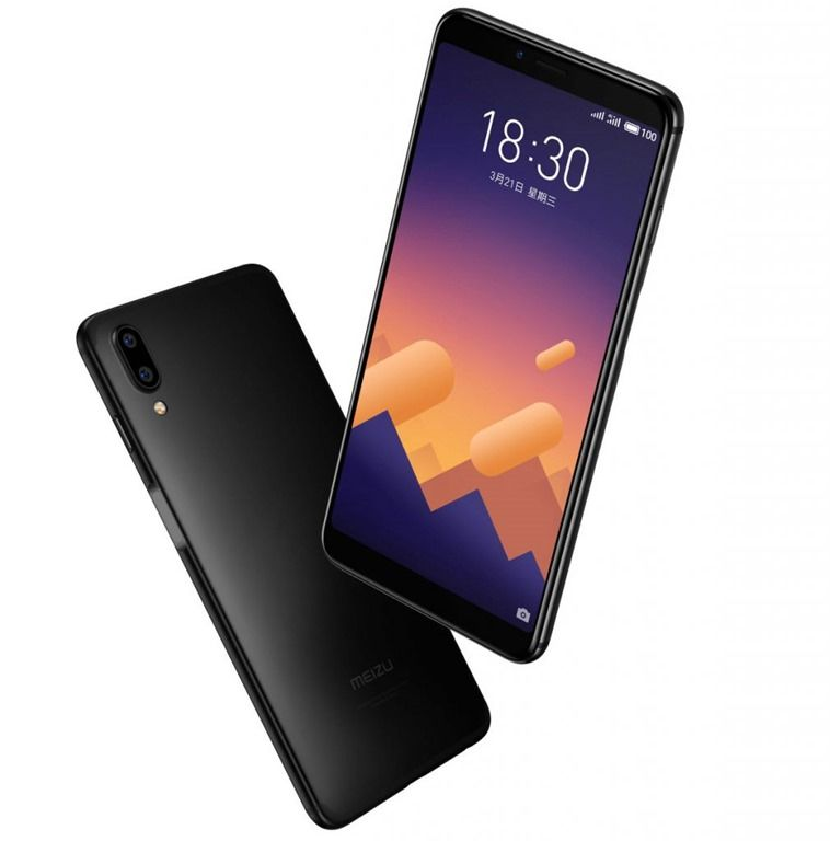 524b75643 MEIZU E3 with Snapdragon 636 and dual rear cameras goes official ...