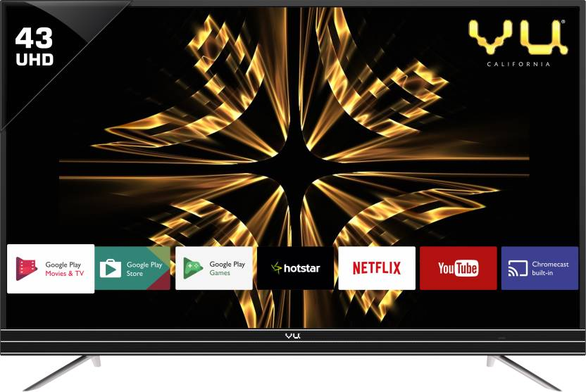 VU 43-inch Android TV