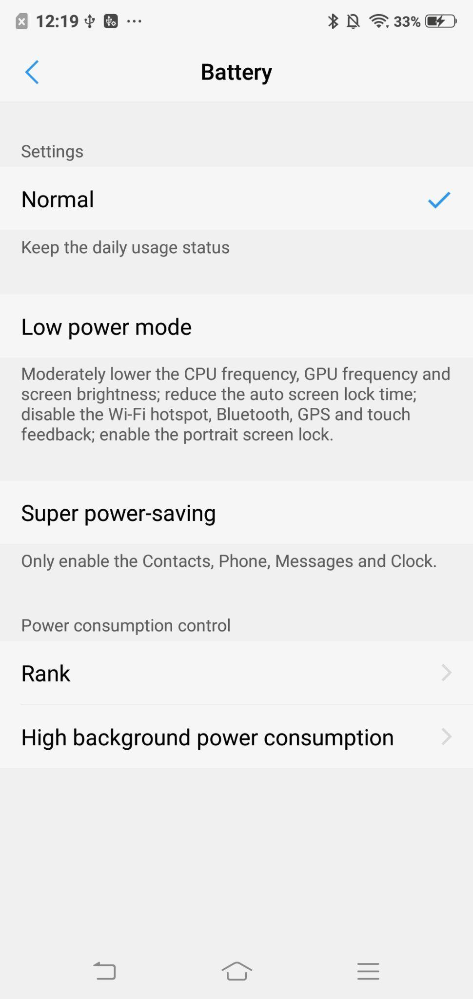 Vivo V9 battery 3