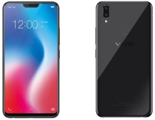Vivo V9 S Complete Specs And Images Revealed By The Official Website