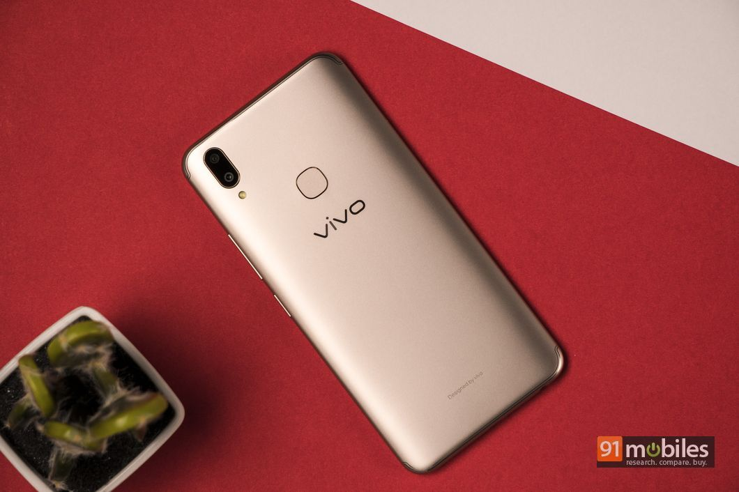 Vivo V9 review: the stunning display and awesome selfies