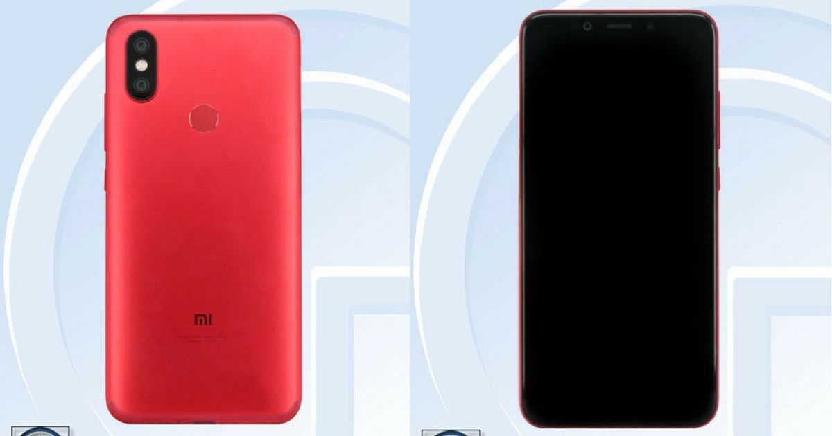 official photos 8849a bcd70 Xiaomi Mi A2 and Redmi Y2 leak hints at imminent launch in India ...