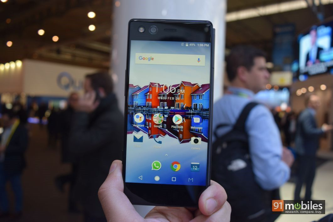 ZTE Axon M first impressions - 91mobiles 01