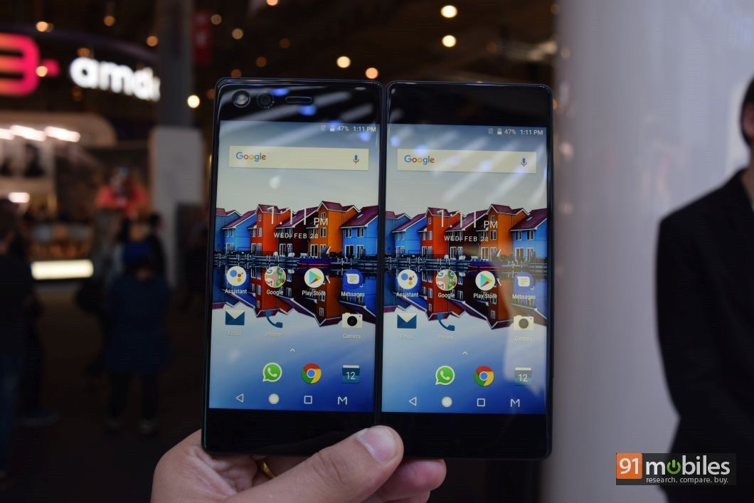 ZTE Axon M first impressions - 91mobiles 18