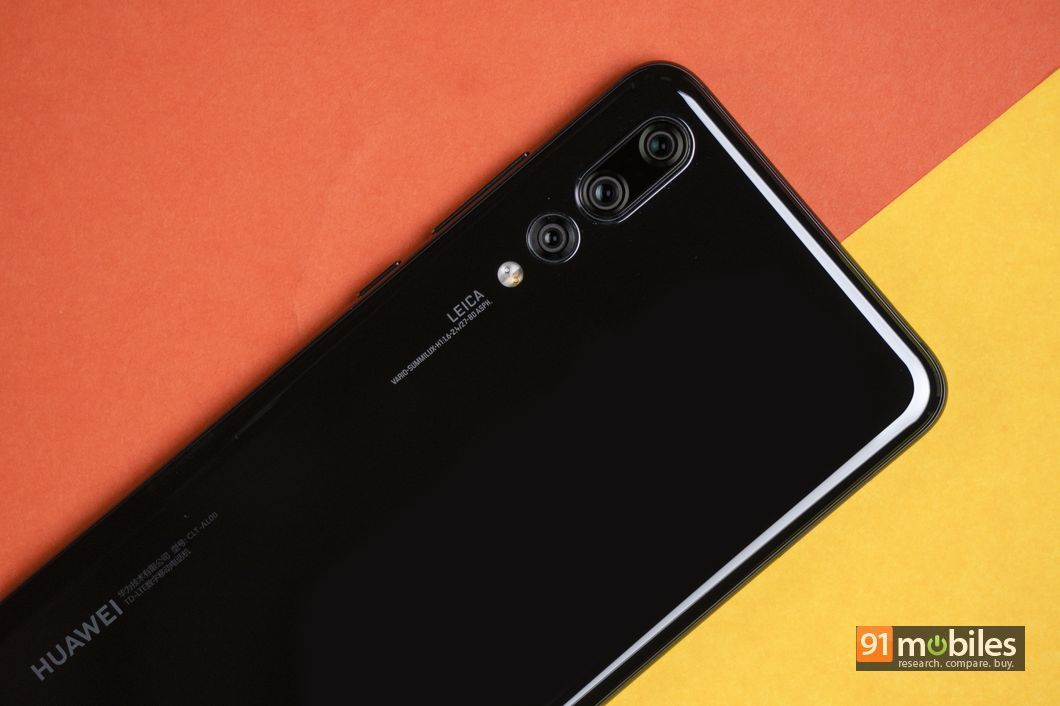 Huawei P20 Pro and P20 starts receiving EMUI 9 0 based on