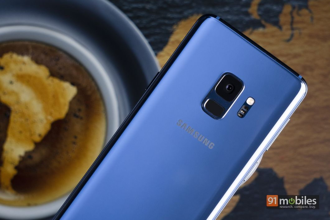 Samsung Galaxy S9 review: small in size, big in shooting