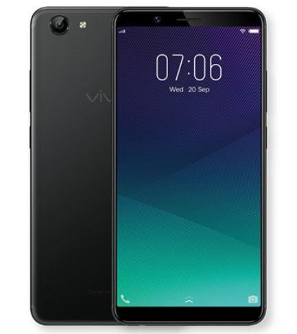 Vivo Y71 design