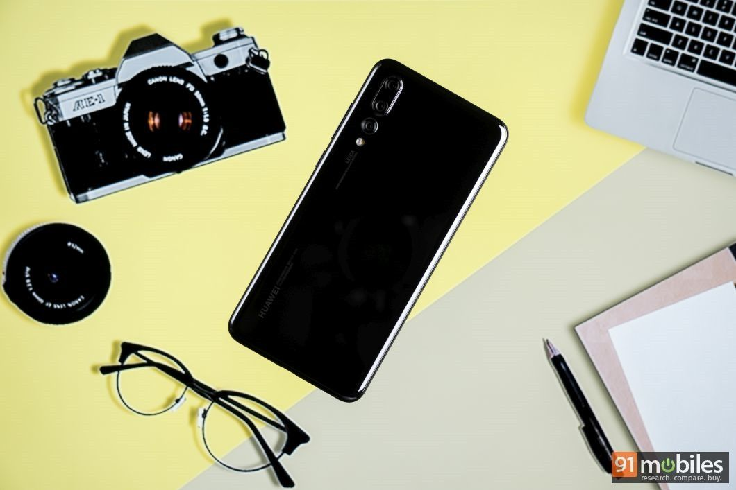 Huawei P20 Pro review - 91mobiles 02