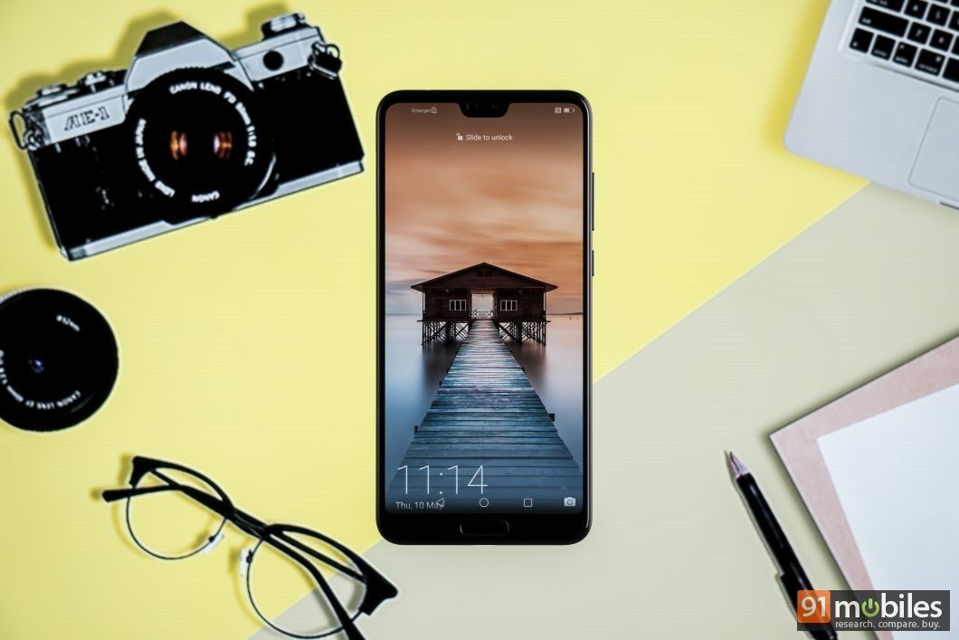 Huawei P20 Pro review: a formidable flagship aiming to break the