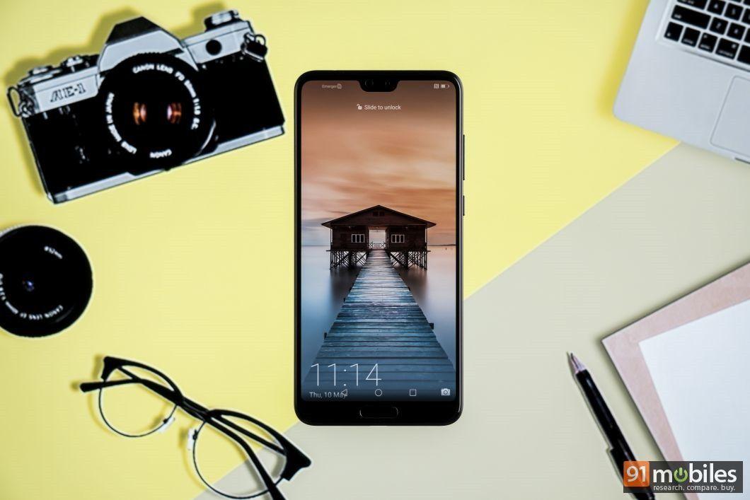 Huawei P20 Pro review - 91mobiles 08