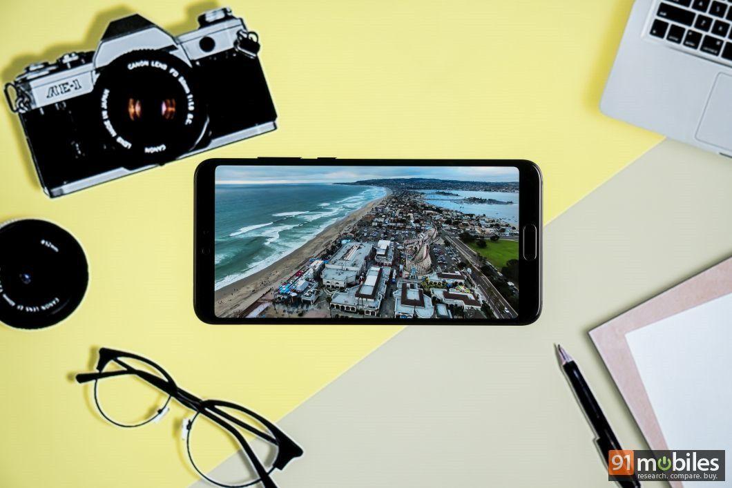 Huawei P20 Pro review - 91mobiles 14