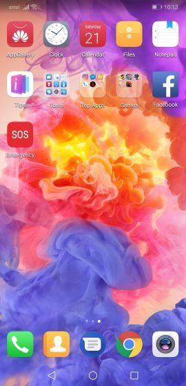 Huawei P20 Pro screenshots - 04