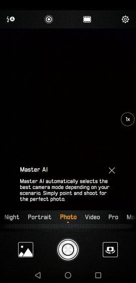 Huawei P20 Pro screenshots - 06