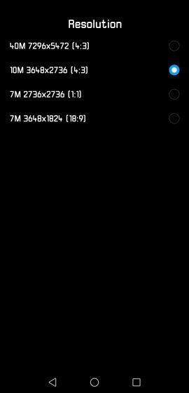 Huawei P20 Pro screenshots - 07