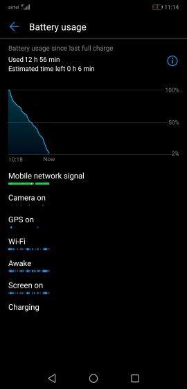 Huawei P20 Pro screenshots - 15