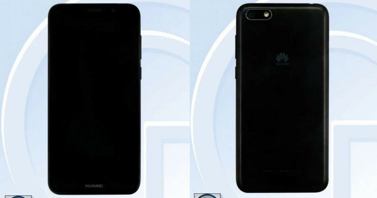 Huawei Y5 Prime (2018) spotted on TENAA   91mobiles com