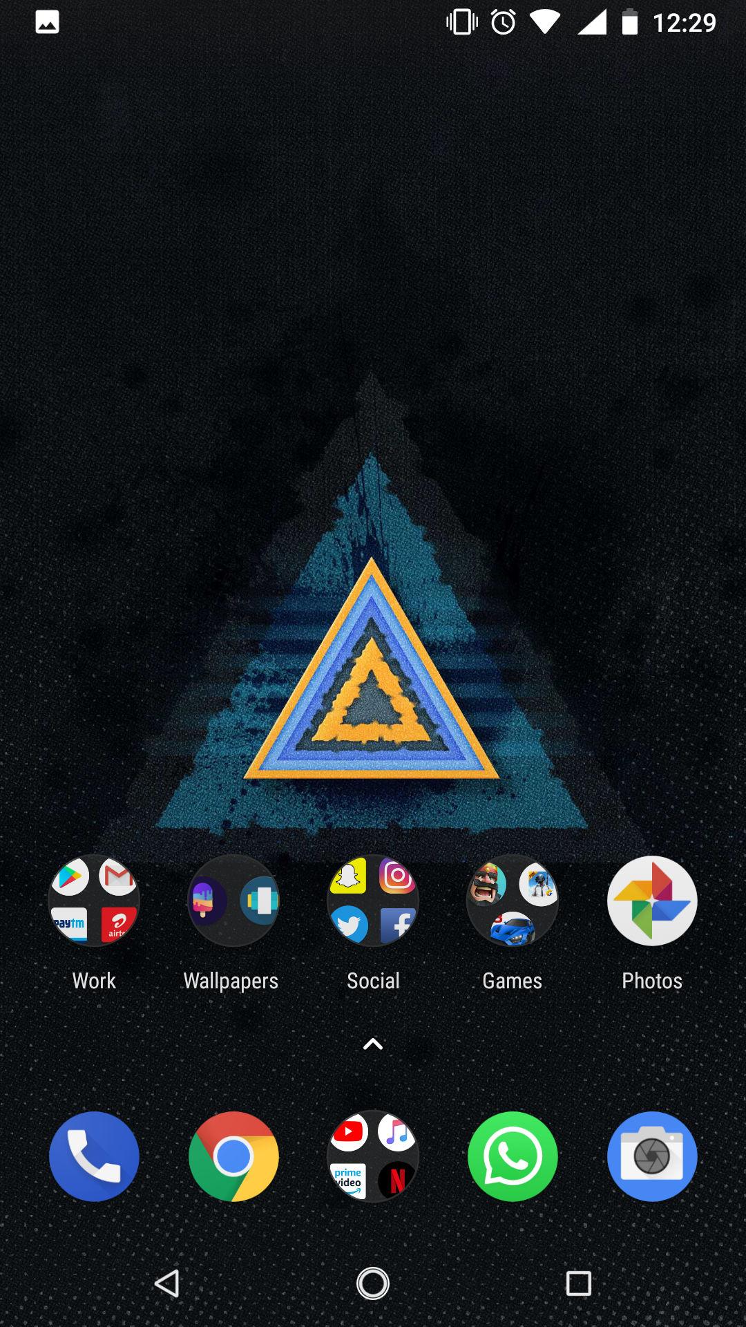 Nokia 6 (2018) UI 1