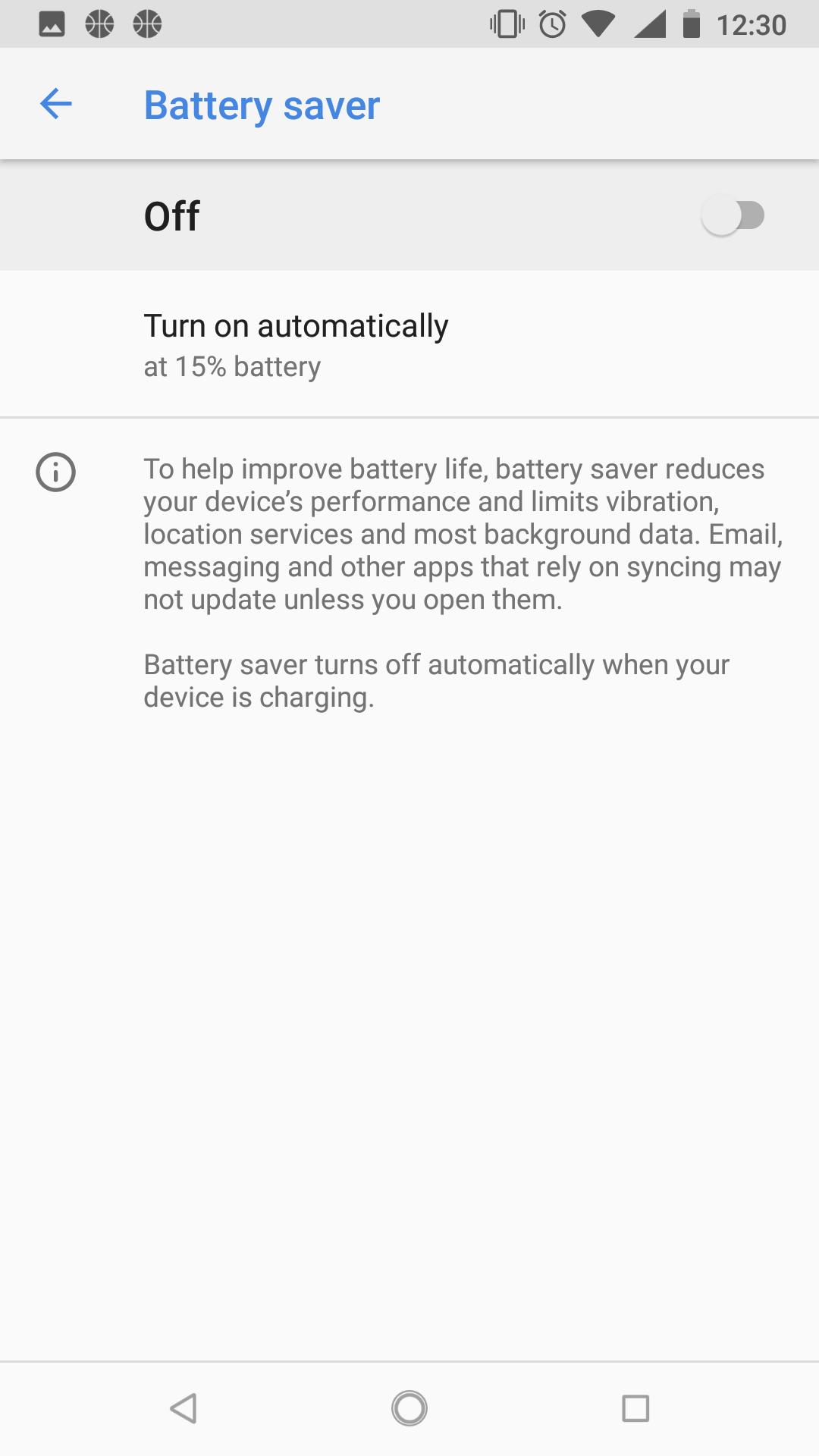 Nokia 6 (2018) battery 2
