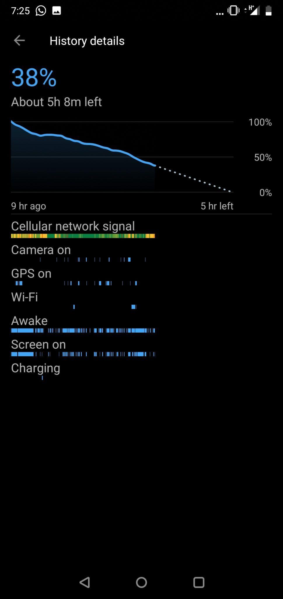OnePlus 6 Battery 1